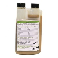 500ML RESPITE - HELP COUGHS AND COLDS FOR CHICKENS, POULTRY, PIGS